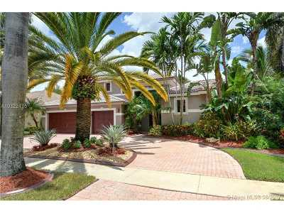 Miramar Single Family Home Active-Available: 3911 Southwest 185th Ave