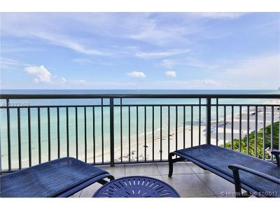Sunny Isles Beach Condo Active-Available: 17375 Collins Ave #1402