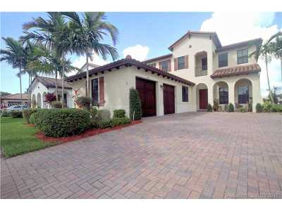 Cooper City Single Family Home Active-Available: 3654 Northwest 82nd Dr