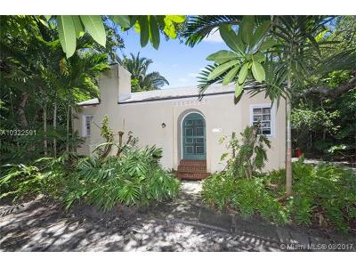 Coconut Grove Residential Lots & Land For Sale: 3778 Pine Ave