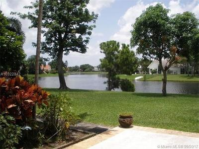 Davie Single Family Home For Sale: 3144 Peachtree Cir