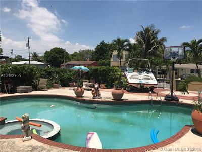 Miami Single Family Home Active-Available: 2355 Southwest 18 Street