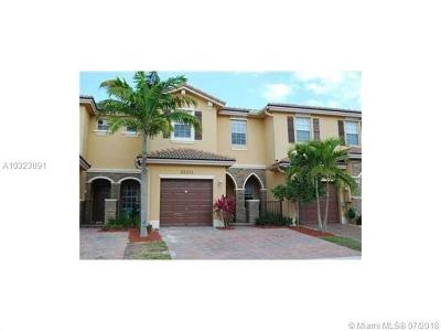 Cutler Bay Condo For Sale: 8909 SW 225th Ter