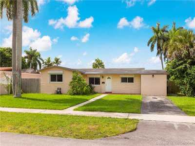 Hialeah Single Family Home Active-Available: 1300 West 82nd St