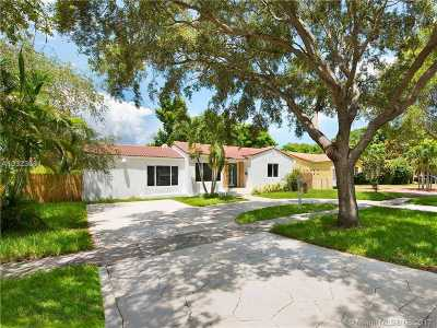 Miami Shores Single Family Home Active-Available: 67 Northwest 92nd St