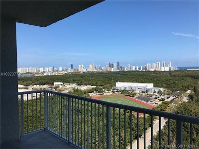 North Miami Condo Active-Available: 15051 Royal Oaks Ln #2502