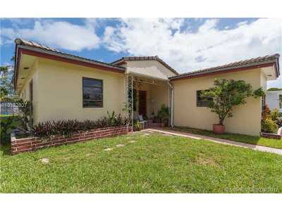 Miami Beach Single Family Home For Sale: 1510 Normandy Dr