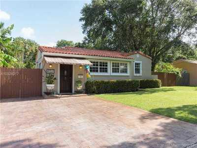 North Miami Single Family Home Active-Available: 1045 Northeast 122nd St