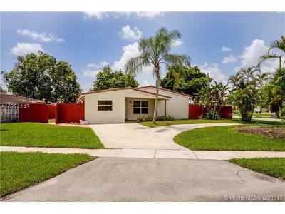 Fort Lauderdale Single Family Home Active-Available: 3470 Southwest 15th Ct