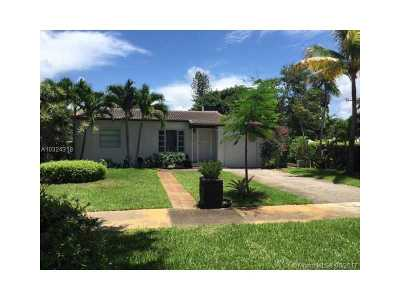 Miami Shores Single Family Home Active-Available