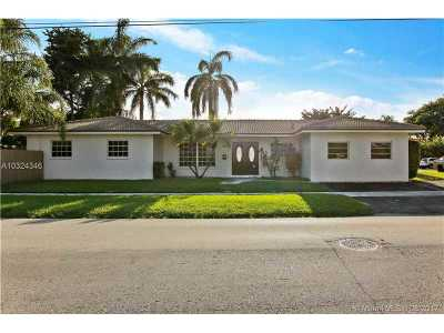 Hollywood Single Family Home Active-Available: 1110 South 14th Ave