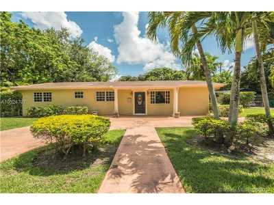 Palmetto Bay Single Family Home Active-Available: 7440 Southwest 136 St