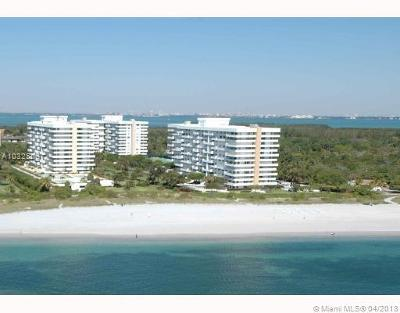 Key Biscayne Condo Active-Available: 155 Ocean Lane Dr #405