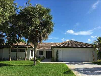 Delray Beach Single Family Home For Sale: 4512 White Cedar Ln