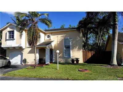 Doral Single Family Home Active-Available: 10080 Northwest 54th Ter