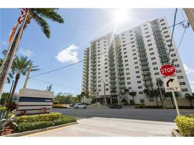 Hollywood Condo Active-Available: 3000 South Ocean Dr #300