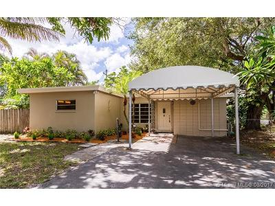 Hollywood Single Family Home Active-Available: 6336 Arthur St