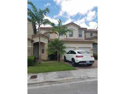 Doral Single Family Home Active-Available: 11375 Northwest 77th Ln
