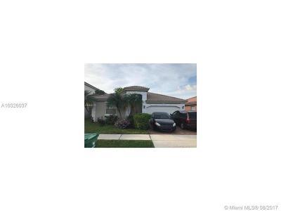 Miramar Single Family Home Backup Contract-Call La: 13249 Southwest 50th St