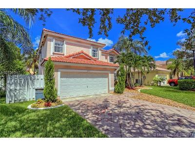 Sunrise Single Family Home Active-Available: 2415 Northwest 137th Ter