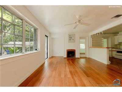Coconut Grove Single Family Home Active-Available: 4015 Irvington Ave