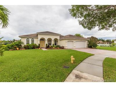 Cooper City Single Family Home Active-Available: 4768 Citrus Way