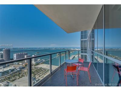 Condo For Sale: 1100 Biscayne Blvd #5707