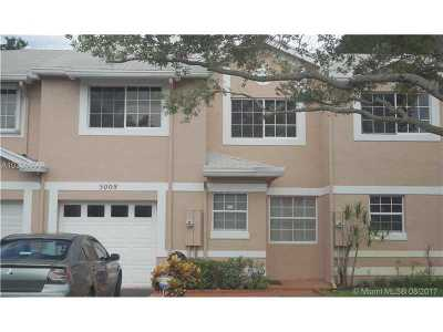 Cooper City Condo Active-Available: 5008 Southwest 122nd Ter