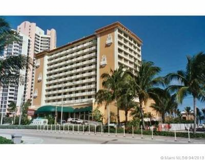 Sunny Isles Beach Condo Active-Available: 19201 Collins Ave #339