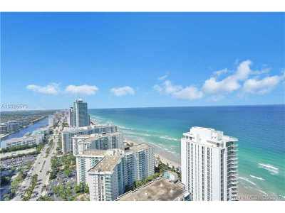 Hollywood Condo Active-Available: 4111 South Ocean Dr. #3012