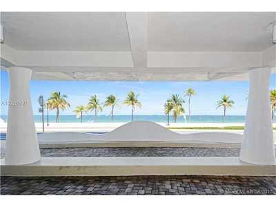 Fort Lauderdale Condo Active-Available: 209 North Fort Lauderdale Beac #7C