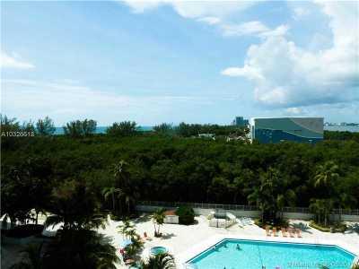 Sunny Isles Beach Condo Active-Available: 100 Bayview Dr #724