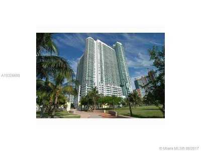 Miami Condo Active-Available: 92 Southwest 3 St #1603