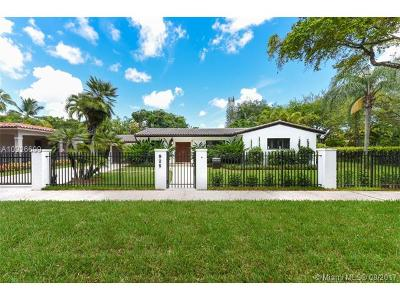 Coral Gables Single Family Home For Sale: 925 Mariana Ave