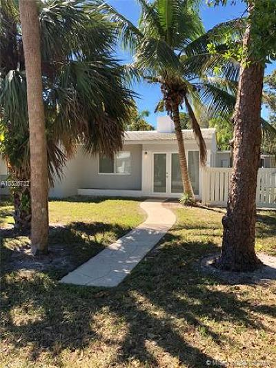 Fort Lauderdale Single Family Home Active-Available: 1701 Southwest 13th Street
