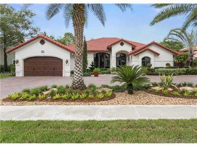 Plantation Single Family Home Active-Available: 732 Northwest 100th Ter