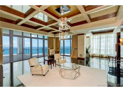 Hollywood Condo For Sale: 3535 S Ocean Dr #PH2901