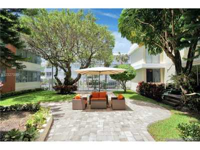 Bal Harbour Condo Active-Available: 10210 Collins Av #105