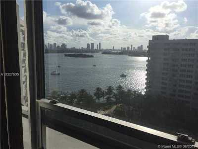 Miami Condo Active-Available: 1500 Bay Rd #1458S