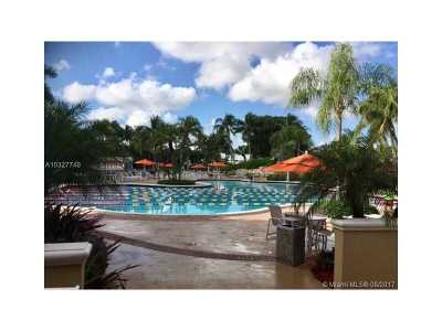 Doral Condo Active-Available: 10730 Northwest 66th St #413