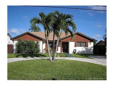 Pompano Beach Single Family Home For Sale: 350 SE 12th Ave