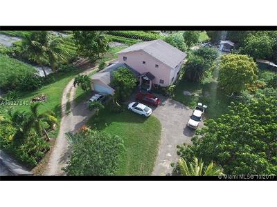 Miami Single Family Home Active-Available: 20200 Southwest 200th Ave