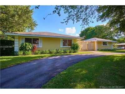 Palmetto Bay Single Family Home Active-Available