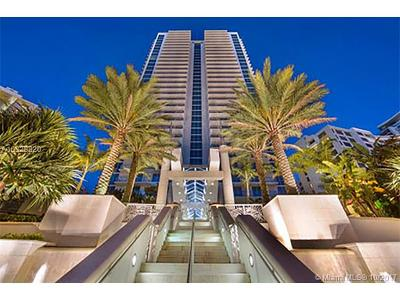 Hollywood Condo Active-Available: 3101 South Ocean Dr #2707