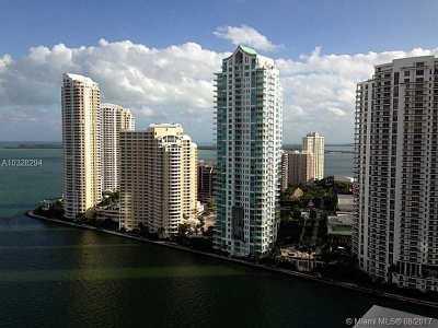 Miami Condo Active-Available: 300 South Biscayne Blvd #2414