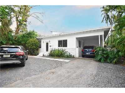 Coconut Grove Single Family Home Active-Available: 4150 Bonita Ave