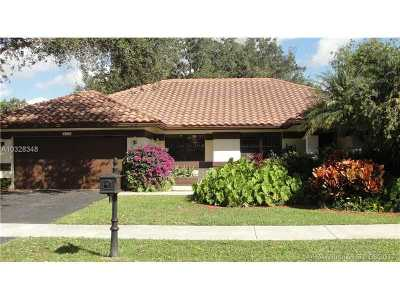 Davie Single Family Home Active-Available: 3079 Perriwinkle Cir