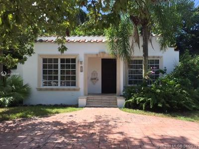 Miami Shores Single Family Home For Sale: 930 NE 92nd St