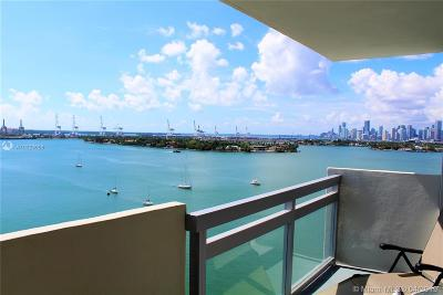Flamingo, Flamingo South Beach, Flamingo South Beach Co., Flamingo Condo, Flamingo South Beach Cond, Flamingo South Beach I, Flamingo South Beach I Co Rental For Rent: 1500 Bay Rd #1536S