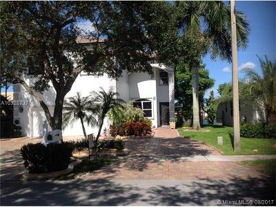 Cooper City Single Family Home Active-Available: 5838 SW 102 Terrace